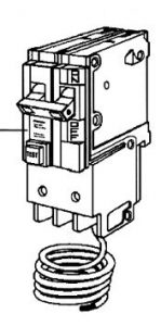 2 pole unit drawing